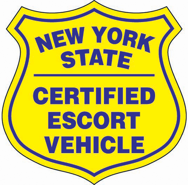 New York State Magnetic Sign - Click Image to Close