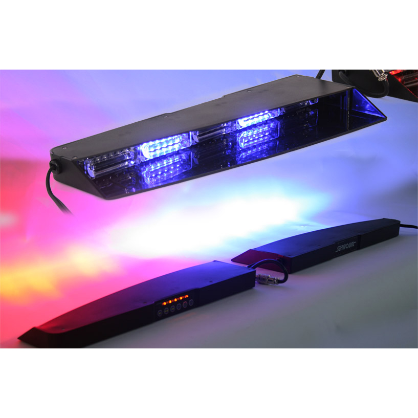 LV100-L9 Visor Light Interior LED Linear Lens