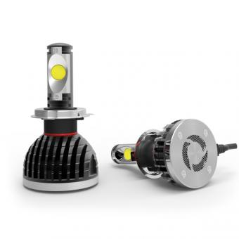 High Beam Headlights | Low Beam Headlights | H13 High/Low LED He