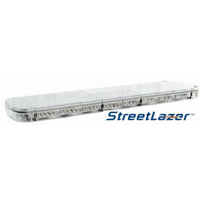 "49"" StreetLazer CLEAR LENSES AMBER LED ONLY"